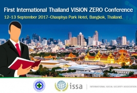 First International Thailand VISION ZERO Conference